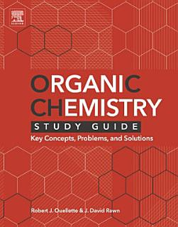 Organic Chemistry Study Guide Book