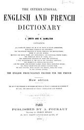 The International English and French Dictionary: Volume 2