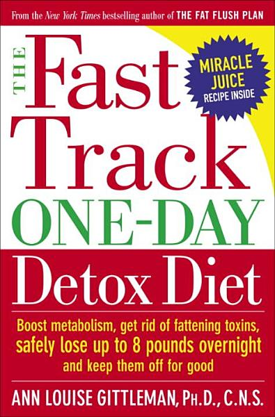 Download The Fast Track One Day Detox Diet Book