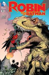 Robin: Son of Batman (2015-) #12