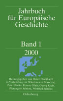 Jahrbuch Fur Europaische Geschichte