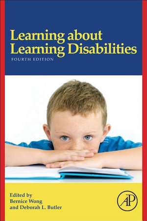 Learning About Learning Disabilities PDF