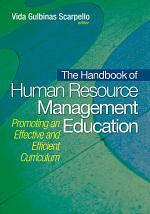 The Handbook of Human Resource Management Education