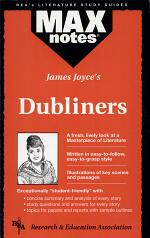 Dubliners by James Joyce (MAXnotes)