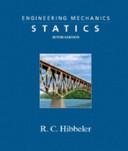 Engineering Mechanics   Statics Pie with Study Pack   Fbd Workbook Statics PDF