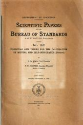 Bulletin of the Bureau of Standards: Issue 169