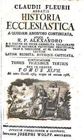 Historia Ecclesiastica: Ab anno Christi 1563. usque ad annum 1566. 47