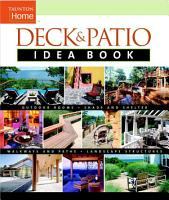 Deck   Patio Idea Book PDF