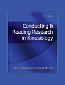 Conducting   Reading Research in Kinesiology