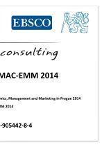 Proceedings of MAC-EMM 2014