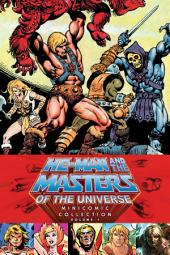 He-Man and the Masters of the Universe Minicomic Collection Volume 1