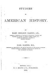 Studies in American History