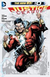 Justice League (2012-) #0