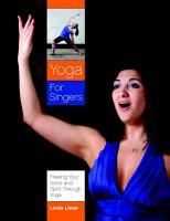 Yoga for Singers PDF