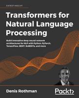 Transformers for Natural Language Processing PDF