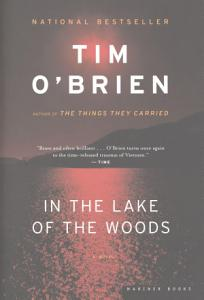 In the Lake of the Woods Book