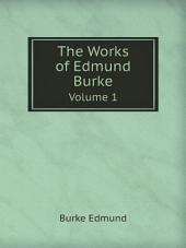 The Works of Edmund Burke