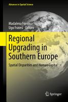 Regional Upgrading in Southern Europe PDF
