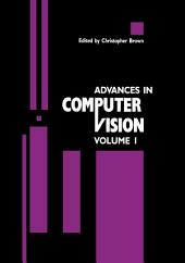 Advances in Computer Vision: Volume 1
