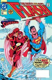 The Flash (1987-) #53