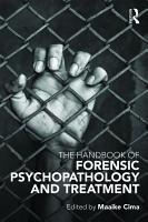 The Handbook of Forensic Psychopathology and Treatment PDF