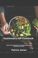 Hashimoto's AIP Cookbook
