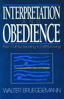 Interpretation and Obedience PDF