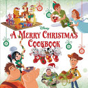 A Merry Christmas Cookbook Book