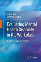 Evaluating Mental Health Disability in the Workplace PDF