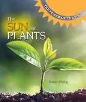 The Sun and Plants PDF