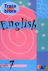 Train Your Brain Grade 7 English Book PDF