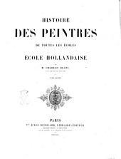 Histoire des Peintres