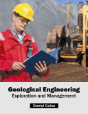 Geological Engineering  Exploration and Management PDF