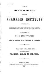 Journal of the Franklin Institute: Devoted to Science and the Mechanic Arts