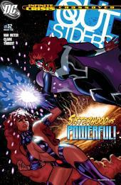 Outsiders (2003-) #32