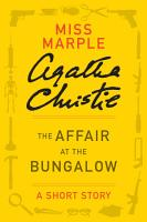 The Affair at the Bungalow PDF