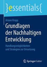 Grundlagen der Nachhaltigen Entwicklung PDF