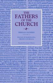 Iberian Fathers: Volume 3