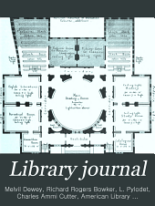 Library Journal: Volume 24