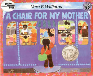A Chair for My Mother Book