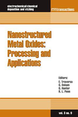 Nanostructured Metal Oxides