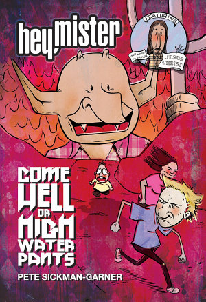 Hey Mister Come Hell or Highwater Pants PDF