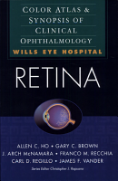 Retina  Color Atlas   Synopsis of Clinical Ophthalmology  Wills Eye Hospital Series  PDF