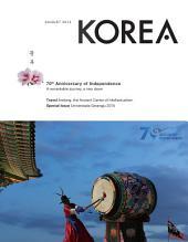 KOREA Magazine August 2015