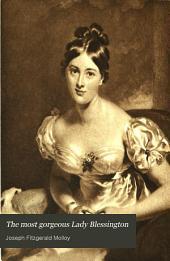 The Most Gorgeous Lady Blessington