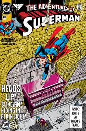 Adventures of Superman (1994-) #483