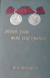 Deeds That Won The Empire: Historic Battle Scenes [Illustrated Edition]