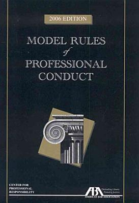 Model Rules of Professional Conduct PDF