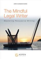 The Mindful Legal Writer PDF