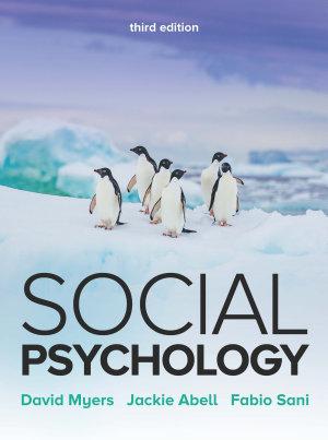 EBook  Social Psychology 3e PDF